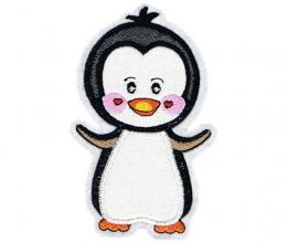 Applikation / Aufnäher Pinguin 2