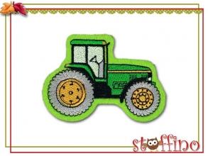 Applikation  Traktor Aufnäher