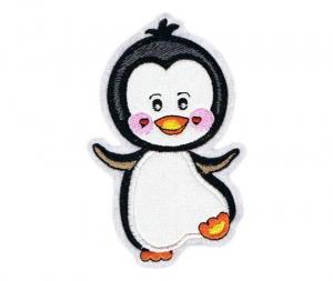 Applikation / Aufnäher Pinguin 3